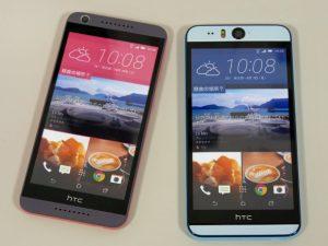 HTCのスマホ
